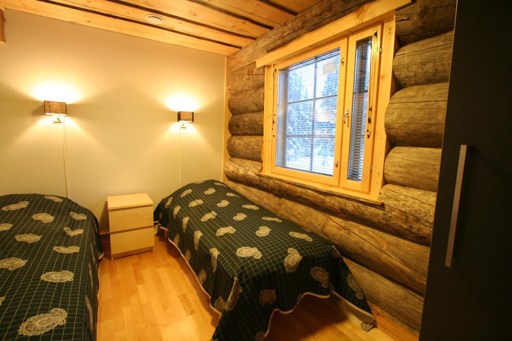 Downstairs bedroom one