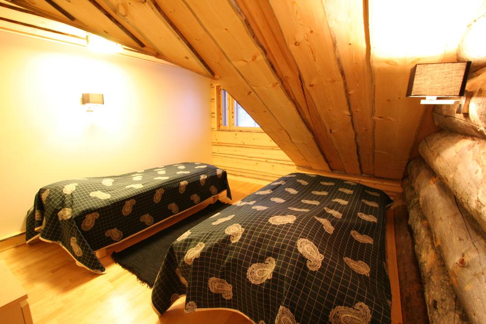 Upstairs bedroom three